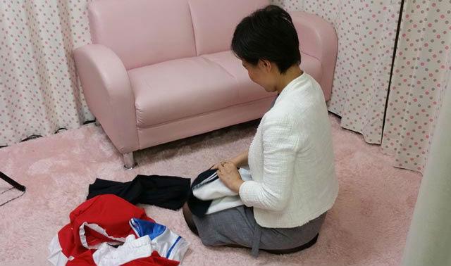 女性講習員の沼田さん2