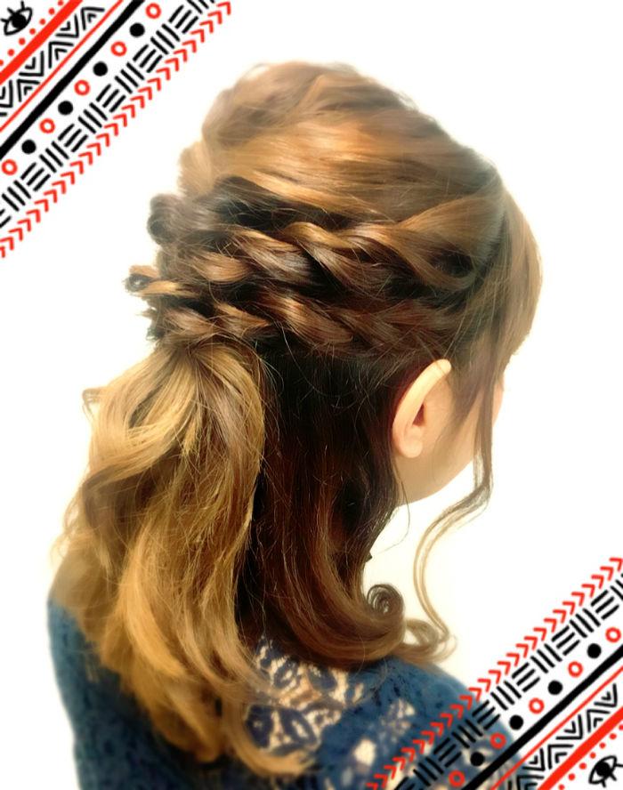 風俗のヘアメイク2