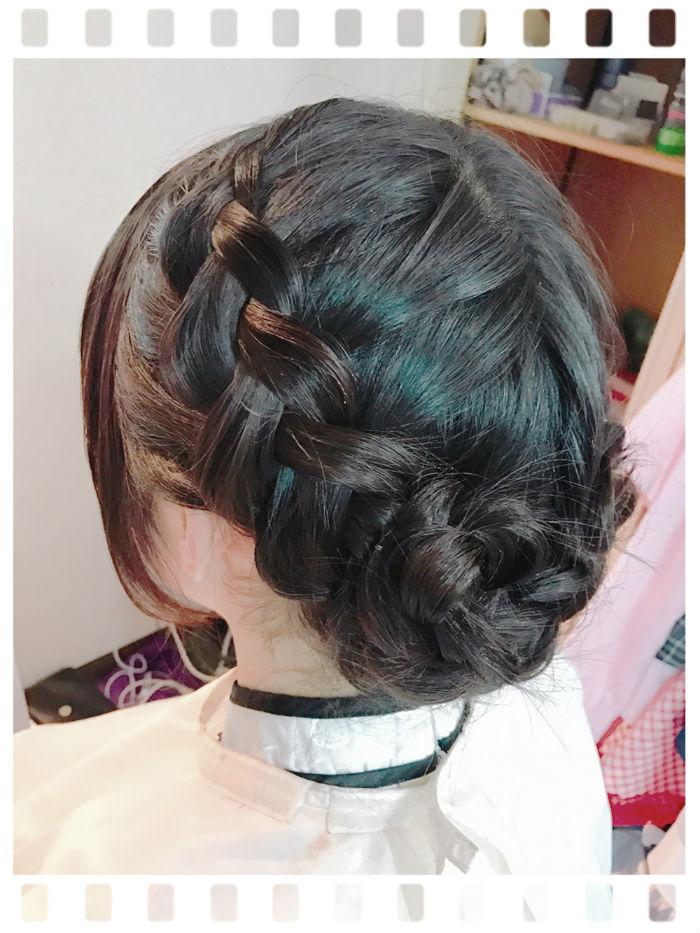 風俗のヘアメイク4