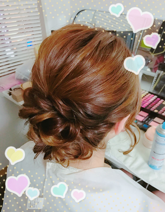 風俗のヘアメイク5
