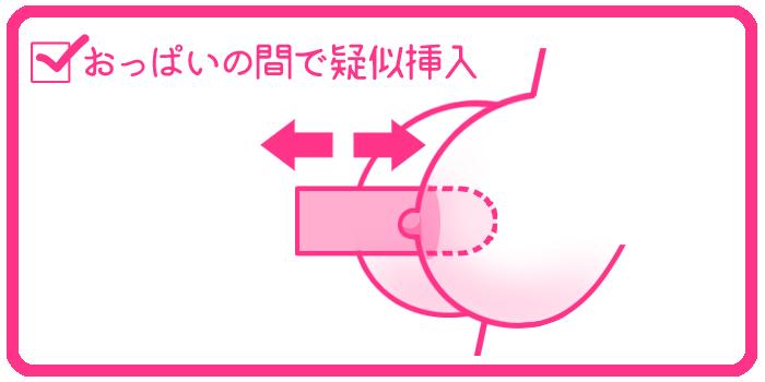 上手なパイズリのやり方4