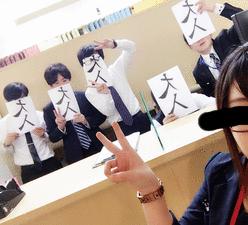 求人を担当する横浜店の女性スタッフ2