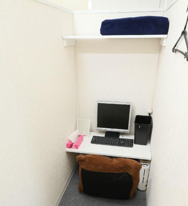 風俗の待機室