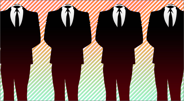 風俗の男性面接官のイメージ