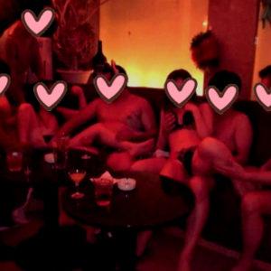 【Swingers Club in Tokyo】Partner Swapping Sex Club=Happening Bar in Japan.